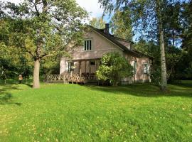 Villa Nurminata, Париккала (рядом с городом Lahdenkylä)