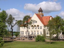 Schloss Krugsdorf, Krugsdorf (nära Rothenklempenow)