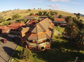 Hermitage Hill Country Retreat, Wellington (Dubbo yakınında)