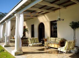 Hawksmoor House, Stellenbosch (in de buurt van De Novo)