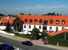 パークホテル プルホニーツェ, プルーホニツェ (チェストリツェ周辺の宿泊施設)