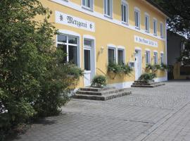 Hotel Gasthof Alte Post, 슈바이그바이문첸