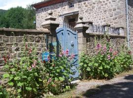 Salomony Chambre d'Hôtes, Marcols-les-Eaux (рядом с городом Saint-Pierreville)