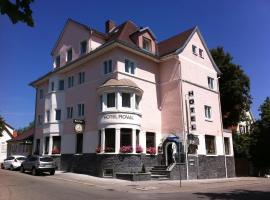 Hotel Royal, Villingen-Schwenningen (Dauchingen yakınında)