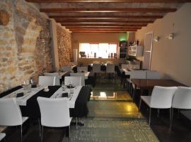 L'Hostal de Cabrit, Sant Mateu (рядом с городом Salsadella)