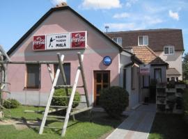 Penzion Mala, Jarovce