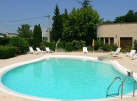 Hotel Les Chênes, Sisteron (рядом с городом Servoules)