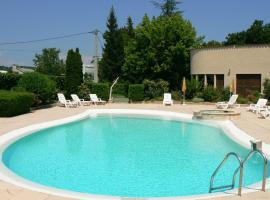 Hotel Les Chênes, Sisteron (рядом с городом Bevons)