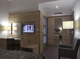 Hotel Therapia, Печ