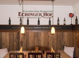 Echinger Hof bei München, Eching (Massenhausen yakınında)