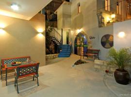 Beit Ha'Omanim, Safed