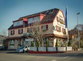 Hotel Adler, Aichelberg (Weilheim an der Teck yakınında)
