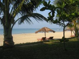 Silver Beach Hotel Ngapali