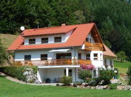 Haus Sum, Oberwolfach (Kurzenbach yakınında)