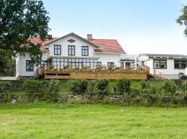 Jordhammars Herrgård SVIF Vandrarhem, Ödsmål (in de buurt van Ucklum)