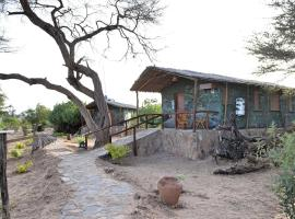 Sentrim Samburu Lodge, Archers Post