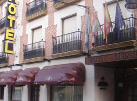 Hotel Orense, Бенавенте (рядом с городом Villaveza del Agua)