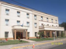 Hotel del Centro, Aimogasta