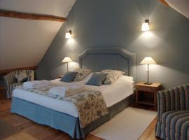Hotel Le Vieux Moulin, Weywertz