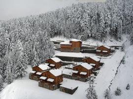 Xilino Horio, Chrysomiléa (рядом с городом Pertouli)