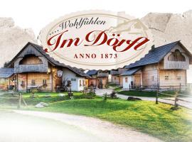Im Dörfl Anno 1873, Irdning (Stainach yakınında)