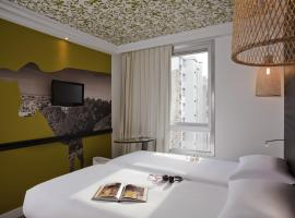 ibis Styles Paris Buttes Chaumont
