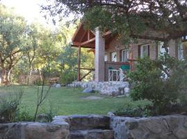 Wilka Pacha - Casas Serranas, Capilla del Monte (Ongamira yakınında)