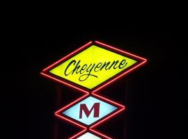 Cheyenne Motel, Cheyenne