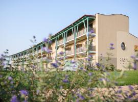 JUFA Hotel Celldömölk, Celldömölk (рядом с городом Tokorcs)