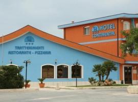 Hotel Continental, Pozzallo