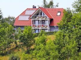 Dreiländerblick Ferienappartements, Herrischried (Hasel yakınında)