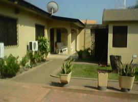 Lord Apartment, Ablekuma (рядом с городом Sakumona)