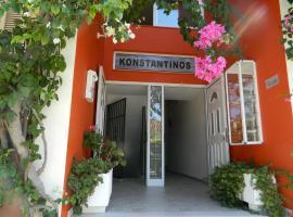 Konstantinos Apartments, Ayia Evfimia
