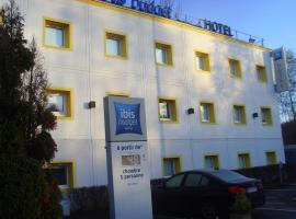 ibis budget L'Isle Adam, L'Isle-Adam (рядом с городом Beaumont-sur-Oise)
