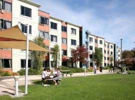Campus Summer Stays - UCA Village, Christchurch