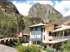 Ccapac Inka Ollanta Boutique Hotel, Ollantaytambo