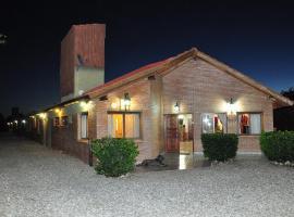 Hotel California, Merlo (Cruz de Caña yakınında)