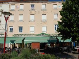 La Belle Epoque, Ле-Крёзо (рядом с городом Saint-Symphorien-de-Marmagne)