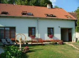 Penzion Podolská, Telč (Urbanov yakınında)