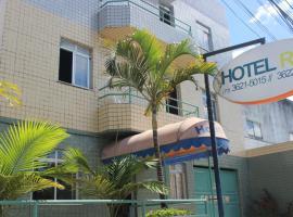 Hotel Rey, Camaçari (Olhos d'Água yakınında)
