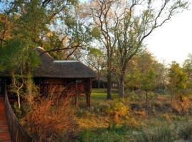 Idube Game Reserve, Sabi Sand Game Reserve