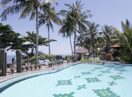 Nugraha Lovina Seaview Resort & Spa, Ловина (рядом с городом Labuanhaji)