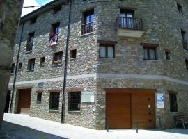 Apartamento Rural Hort de Cal Royo, Borredá (Las Euras yakınında)