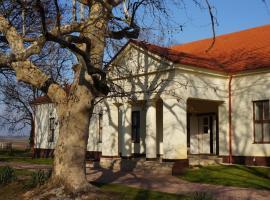 Lovas Udvarház Panzió, Szedres (рядом с городом Fadd)