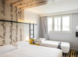 ibis Styles Meaux Centre, Мо (рядом с городом Паншар)