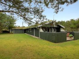 Holiday home Blokhus 271 with Sauna and Terrace