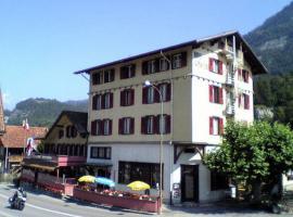 Alpenrose, Innertkirchen