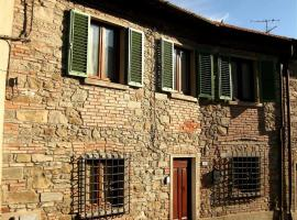 Casa del Ponte, Lucolena i Chianti