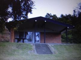 Holiday home Bryrup 713 with Terrace, Bryrup (Brædstrup yakınında)