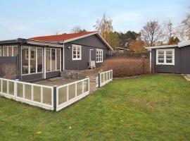 Holiday home Jægerspris 761 with Terrace, Hornsved
